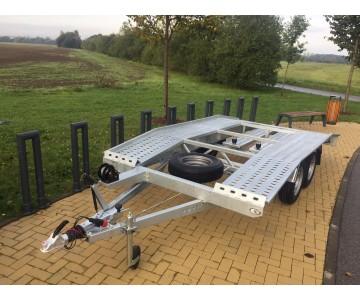 Autopřepravník - podvalník 400x200 (2x lomený)