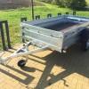 Multifunkční přívěsný vozík ZASLAW 265SU (265x132)