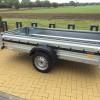 Přívěsný vozík MARTZ 265x125 Premium Listová péra
