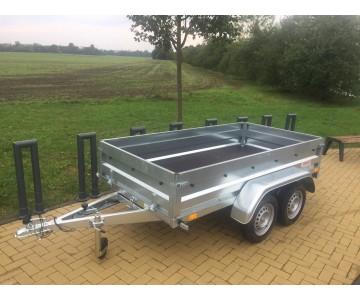 Dvounápravový přívěsný vozík TRIGANO PRO (265x129)