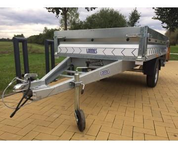 Multifunkční vozík LORRIES PB75 (265x150)