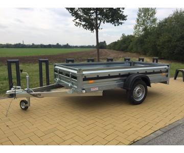 Přívěsný vozík MARTZ 265x125 Premium