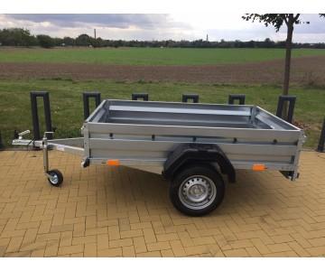Multifunkční přívěsný vozík ZASLAW 205SU (205x122)