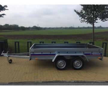 Dvounápravový multifunkční vozík NIEWIADOW (305x150)