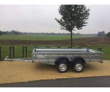 Dvounápravový přívěsný vozík ZASLAW 300T (300x147)
