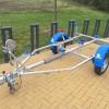 Lodní přívěsný vozík TRIGANO na 600 Kg