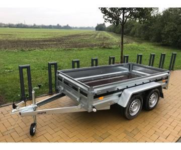 Dvouosý přívěsný vozík Martz Premium (265x125)