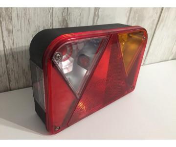 Zadní lampa TYP 1