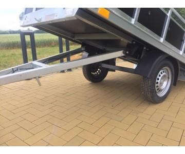 Přívěsný vozík TRIGANO NORDICA TRAILWOOD (250x130)