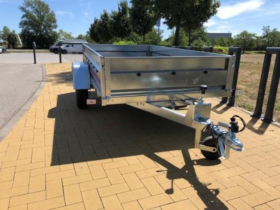 Multifunkční přívěsný vozík NIEWIADOW 263x132